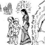 விவாகரத்தான பெண்கள்,  அவள் குழந்தைகள்-  அவர்களது குலதெய்வம் யார் ?