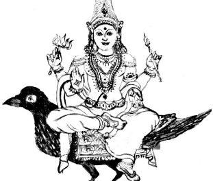 குரு சனீஸ்வர  பகவான் ஆலயம்