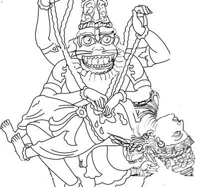 Maddur Ugra Narasimha Temple