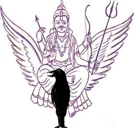 Karaiyur Eswara vasal Lord Mangala Saniswarar temple