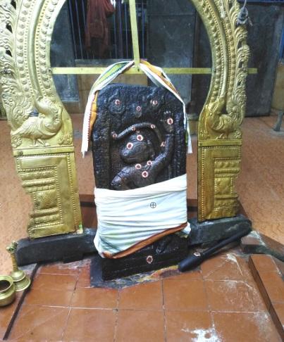 ஆண்டான் கோவில் ஸ்ரீ ஜெயவீர  ஆஞ்சனேயர் ஆலயம்
