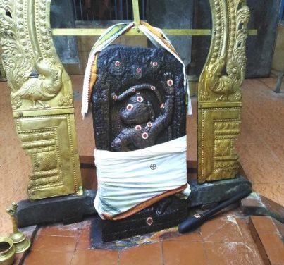 Aandankovil  Sree Jayaveera  Anjaneyar Temple