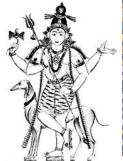 தகட்டூர் பகவான் கால பைரவர்