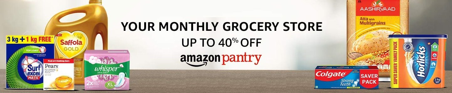 Amazon Pantry Deals