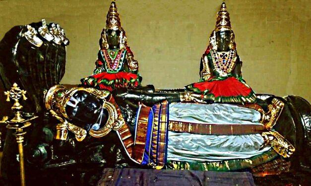 Sengalipuram Sri Parimala Ranganathar Temple / சேங்காலிபுரம் ஸ்ரீ பரிமள ரங்கநாதர் ஆலயம்